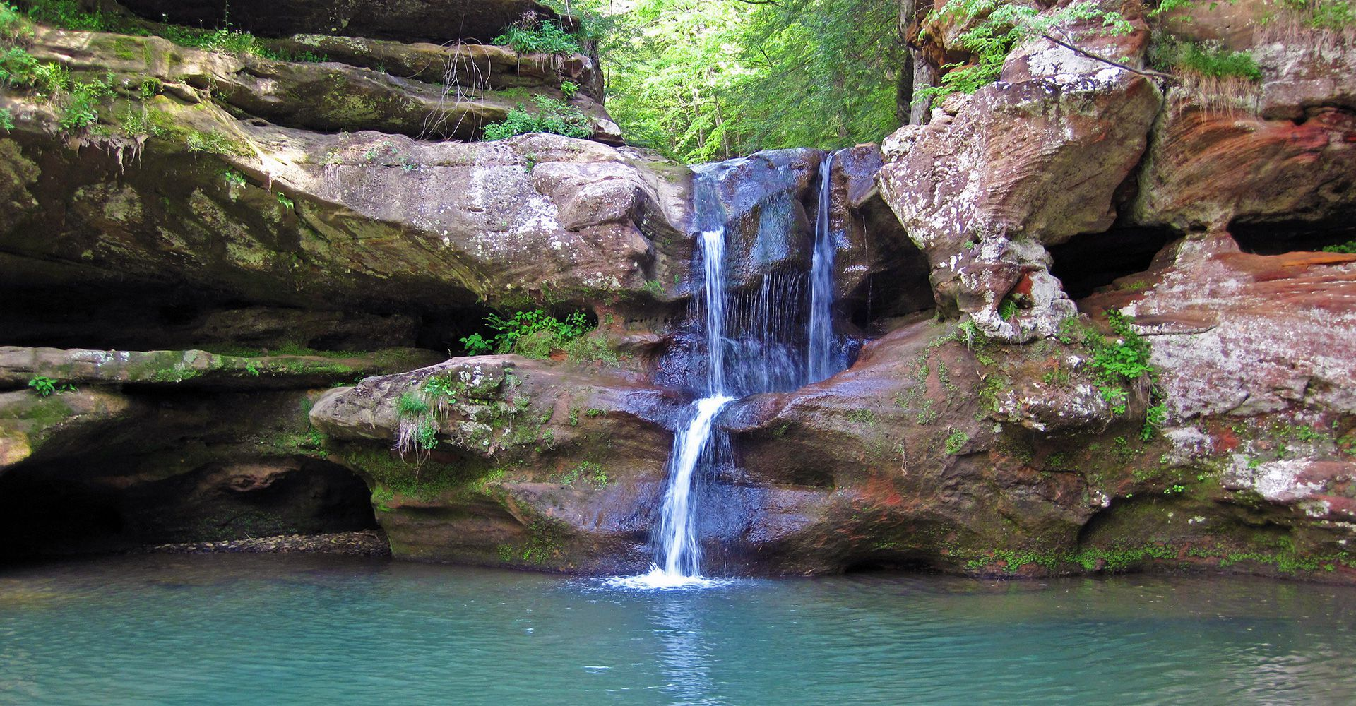 Hocking Hills Scenic Attractions